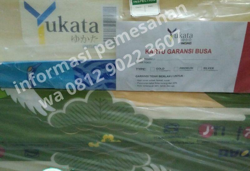Kasur Busa Termurah Cepu Merk Inoac Gratis ongkir Hub 0812 9022 3607