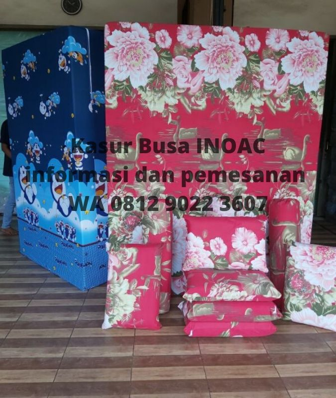 Agen Kasur Inoac Batang, Busa Asli, Murah Free ongkir wa 081290223607