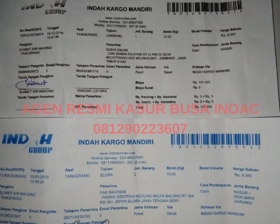 Agen Kasur Busa Inoac Blitar, Harga grosir-Free ongkir wa 081290223607
