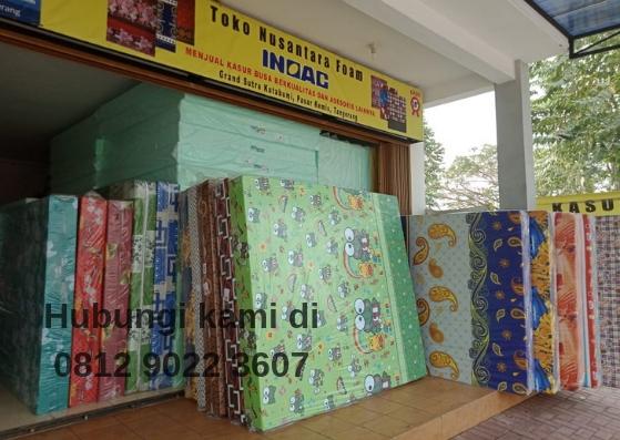 Agen Kasur Busa Inoac Nganjuk, Harga-Grosir, Free ongkir 081290223607